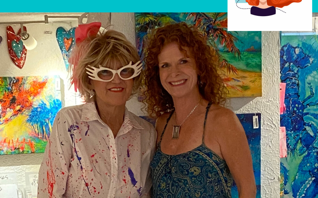 10: The Passion for Painting Creates an Amazing Life with Leoma Lovegrove